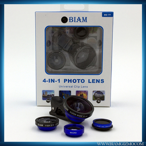 SW 4 in 1 Cam Blue