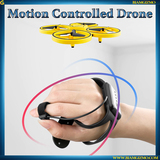 Gesture Motion Control Drone