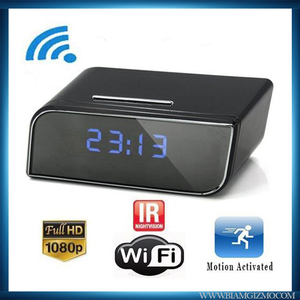 Wifi Alarm Clock