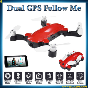 Fairy Dual GPS Air Camera